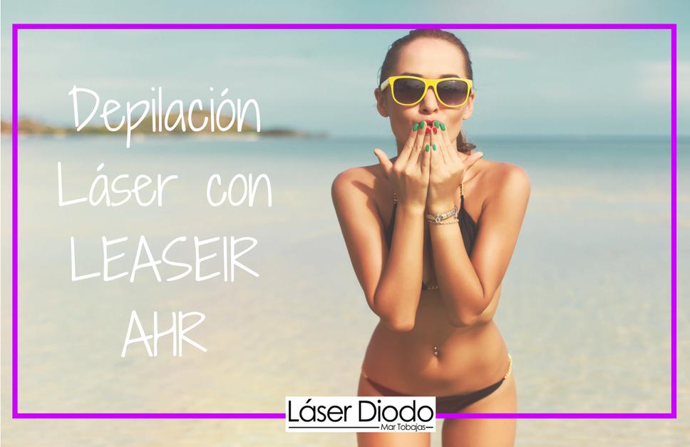 Depilación láser Leaiser